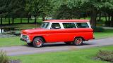 1966 Chevy Suburban