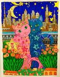 Marjorie Sarnat, Five stars by Kitty