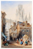 St Ouen, Rouen Edwin Thomas Dolby