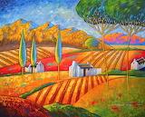 summer fields, Giorgio Trobec