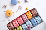 it's for me!-macaroons