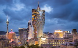 Grand Lisboa Hotel - Macau, China