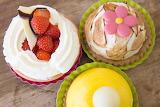 Cupcakes @ Patisserie Marijn