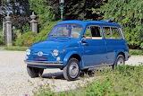 1967 Fiat 500 R Giardiniera