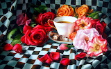 #Tea and Roses