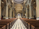 Interior of the Cathedral Basilica of Saints Peter and Paul Phil