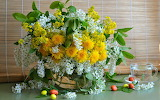 Hermoso ramo de flores