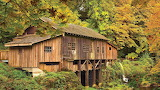Large Operational Grist Mill State of Washington USA