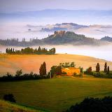 Tuscany Farm, Italy...