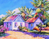 #Old Cayman Cottage by John Clark