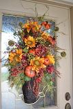 Autumn Door Decoration