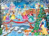 Colours-Colorful-Disney-Princess-Christmas-Puzzle