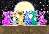 Night Kitties