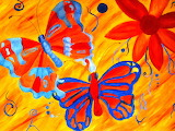 Colours-colorful-butterflies-painting