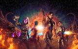 Fantasy Space War