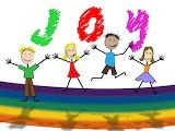 kids joy poster