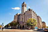 Trump's New Post Office Hotel Washington DC