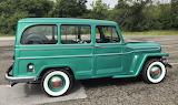 1961 Willys Utility Wagon