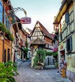 Eguisheim France village