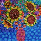 Sunflowers * Imogen Skelley