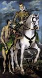 San Martín y el mendigo