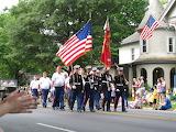 Memorial Day Parade by John Keck