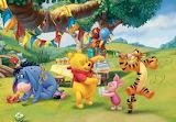 Winnie the Pooh's Lemonade Stand