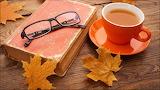 Libro y té