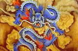 cloisonné dragon