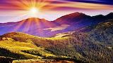 #Mountain Sunshine