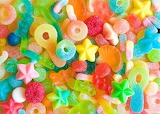 Assorted Colorful Candy (2)