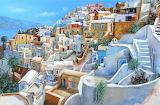 Santorini a Colori - Guido Borelli