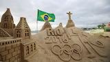 Sandcastle - Olympics Rio