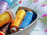 Sewing-threads