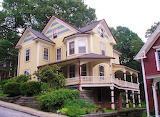 #Queen Anne Victorian House Willimantic Connecticut