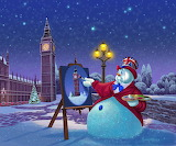 English Snowman - Michael Humphries