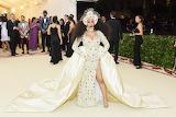 Cardi B Met Gala Dress