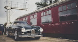 Jaguar XK140 by ZAGATO