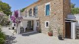 Beautiful restored stone villa in Ibiza