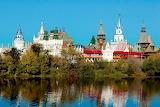 The Izmailovo Kremlin. Moscow.
