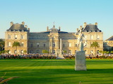 Sénat et Jardin du Luxembourg (6ème)