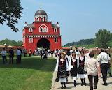 Krusedol Monastery gate - Serbia