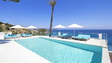 Luxury modern sea view pool and terrace Ibiza
