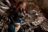 Gretchen Menn -- Rock Angel