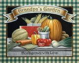 Grandpa's garden-Brian Winget