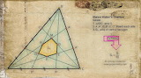 Geometry: Marion Walter Theorem, Triangle, Hexagon, Area