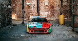 BMW M1 Warhol