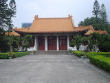 Taiwan,Taichung,Temple des martyrs