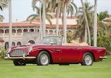 1963 Aston Martin DB5 Vantage Convertible