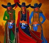 ☺♥ Cowgirls...